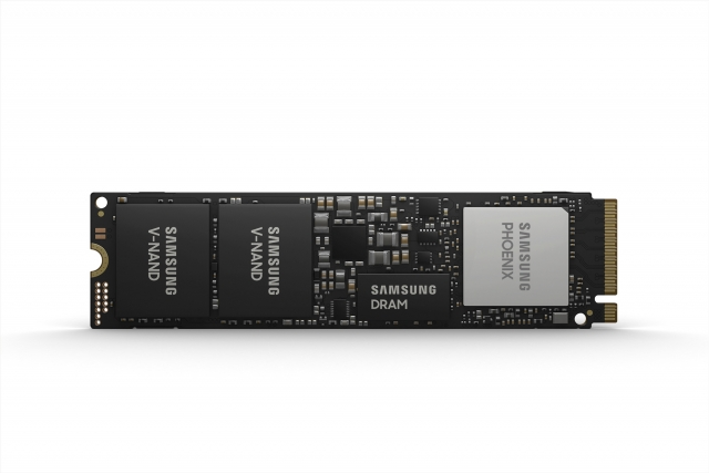 Нова серія NVMe SSD-накопичувачів 970 EVO Plus від Samsung изображение