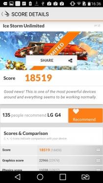 Обзор смартфона LG G4: сокровище Желтого моря