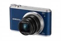 SMART-камера Samsung WB350F с 21-кратным зумом