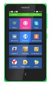 Старт продаж в Украине Nokia X с поддержкой приложений Android