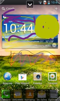 LG Optimus L7: средний класс нового поколения