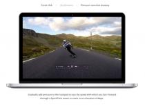 Первый взгляд на трекпад Force Touch в 13-дюймовом Apple MacBook Pro