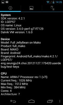 LG Nexus 4: чудо чудное