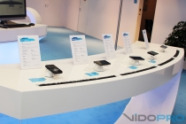 Смартфоны на базе процессоров Intel на выставке CeBIT 2013