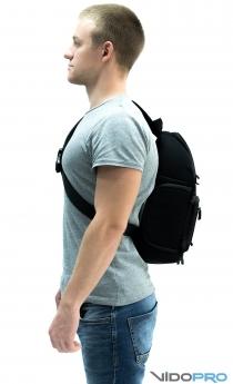 Tucano Tech Plus Sling Backpack – компактная и вместительная сумка-слинг