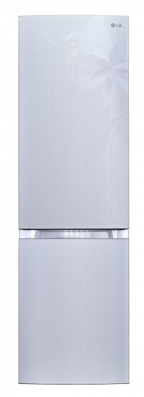 Новый холодильник LG с интересным дизайном