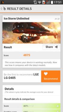 Обзор смартфона LG L90 (D405): король бюджетных моделей