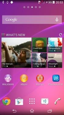 Неизвестный смартфон от Sony оказался новым флагманом Sirius