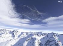 Редизайн саней Санта Клауса для повышения аэродинамических свойств