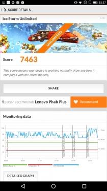 Обзор фаблета Lenovo PHAB Plus: только лайк!