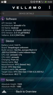 Смартфон HTC One Max: самый большой One