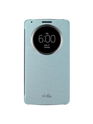 Чехол QuickCircle для нового LG G3