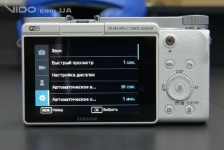 Обзор беззеркальной камеры Samsung NX3000: в стиле smart