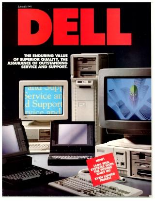 Dell: 30-летний юбилей