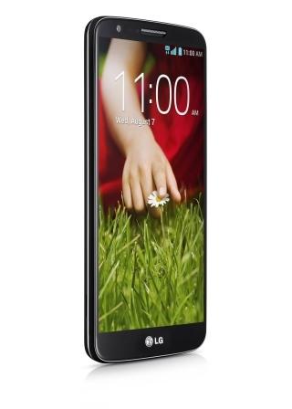 LG G2: официальное представление