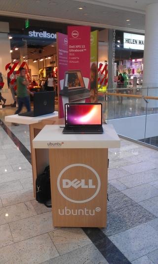DELL предлагает познакомиться ближе с ноутбуками на UBUNTU
