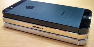 Фотосравнение iPhone 5S и iPhone 5