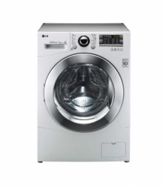 «Водный след» стиральной машины LG