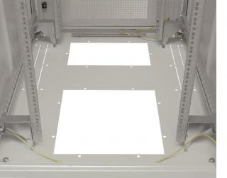 Заглушки ZPAS для шкафов серии SZBD и SZB SE с фильтром