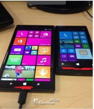 Фаблет Nokia Lumia 1520 показался на новых фото перед официальной презентацией