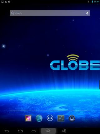 Globex GU7814: плоскость Вселенной на ладони