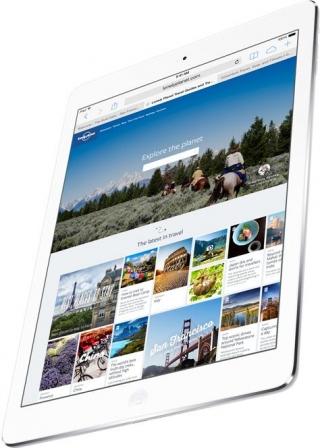 Двенадцатидюймовый iPad в марте 2014?