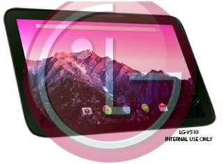 Характеристики нового LG Nexus 10 показали 18 часов автономной работы