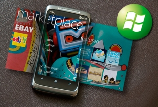 Windows Phone Marketplace – рубеж в 100 тысяч приложений преодолен!