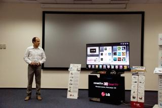 LG и Megogo запускают сервис бесплатного онлайн-доступа к фильмам на телевизорах Smart TV