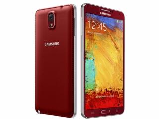 Samsung Note 3 выйдет в нескольких праздничных цветах