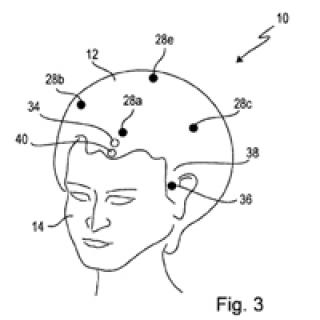 Sony запатентовала «умный парик»