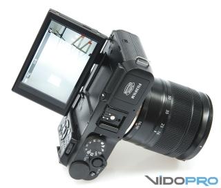 Фотокамера Fujifilm X-A1: отдохни душой