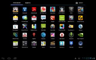 Fujitsu Stylistic M532: стильный планшет на базе NVIDIA Tegra 3