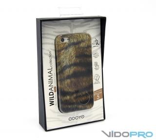 Чехлы ODOYO Wild Animal Case for iPhone 5: личный зоопарк