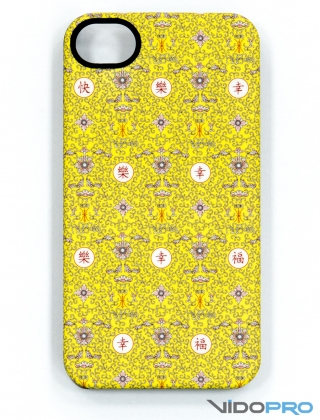 Чехлы ODOYO X GOD второго поколения для iPhone 4/4s: азиатские мотивы