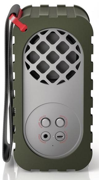 Ультразащищённая портативная колонка Philips BR-1X