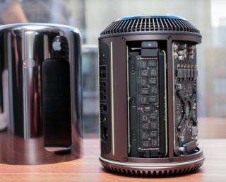 Apple Mac Pro: мощь, производительность и красота в металлическом корпусе