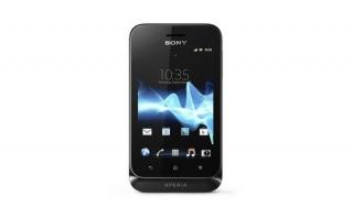 Бюджетный смартфон Xperia Tipo