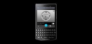 Представлен Blackberry P9983 Graphite от Porsche Design