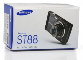 Портативные фотокамеры Samsung ST66 и Samsung ST88