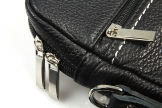"SB 15"" MB Casual: кожаная сумка для ноутбука"