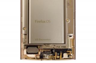LG Fx0 - первый прозрачный смартфон на Firefox OS