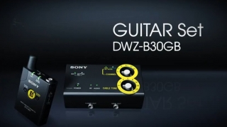 Sony DWZ-M50 и DWZ-B30BG - для музыкантов, делающих качественный продукт