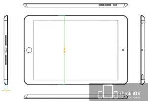 iPad mini - слухи дополнены фотографиями и схемами