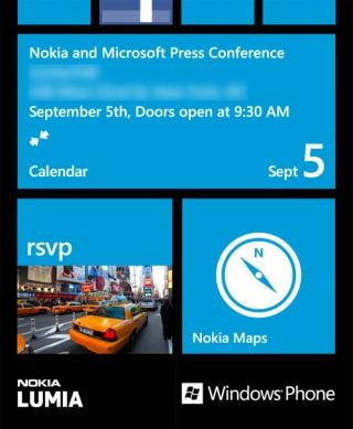 Совместная пресс-конференция Microsoft и Nokia в Нью-Йорке