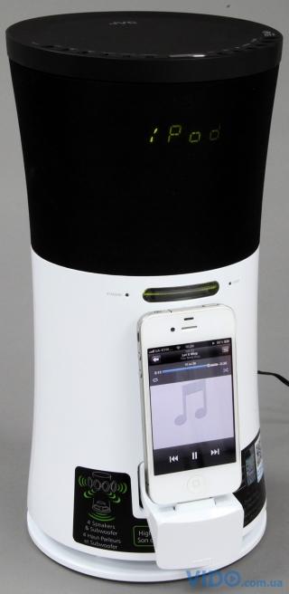 Обзор JVC NX-SA1: 360 градусов звука