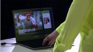 Для запуска Windows 8, Samsung готовит планшет или гибридный ноутбук?