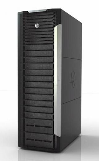 HP Integrity NonStop NS2100 – сервер для SMB на базе процессоров Intel Itanium