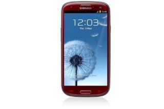 Цветовая гамма Samsung GALAXY S III