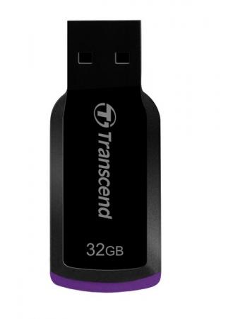 Яркие USB накопители Transcend JetFlash 360